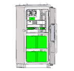 OutD DCPS-INV Space for Battery & TX