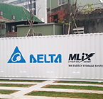 Delta Energy Storage System (ESS) Container