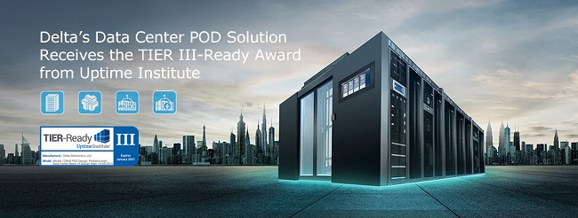 Data Center POD Solution