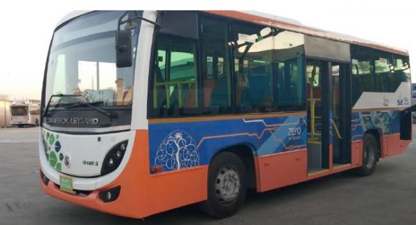 Ashok Leyland e-buses